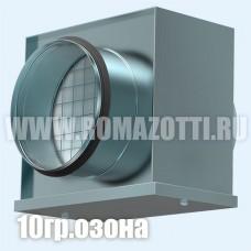 Канальный генератор озона, 10 гр/час
