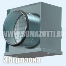 Канальный генератор озона, 3,5 гр/час