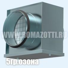 Канальный генератор озона, 5 гр/час