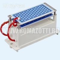 Сменные пластины, разрядник 10 гр/час на 1м³, для генератора озона