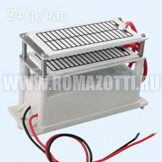 Сменные пластины, разрядник 24 гр/час на 1м³, для генератора озона