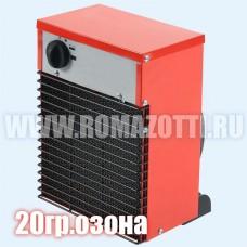 Промышленный генератор озона, 20 гр/час