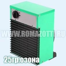 Промышленный генератор озона, 25 гр/час