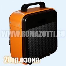 Промышленная озоновая пушка, 20 гр/час