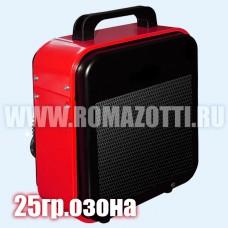 Промышленная озоновая пушка, 25 гр/час