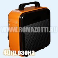 Промышленная озоновая пушка, 40 гр/час