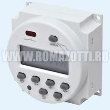 Недельный таймер CN101A, с электронным управлением
