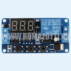 Реле времени YYC-2 (12-220V) - цифровой таймер задержки и удержания.